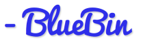 Blue Bin Signature
